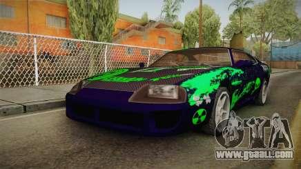 Jester PJ Mutation Drift for GTA San Andreas