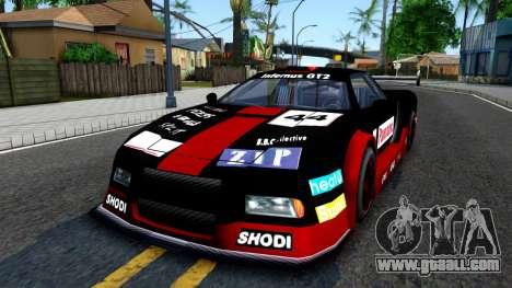 Infernus GT2 for GTA San Andreas