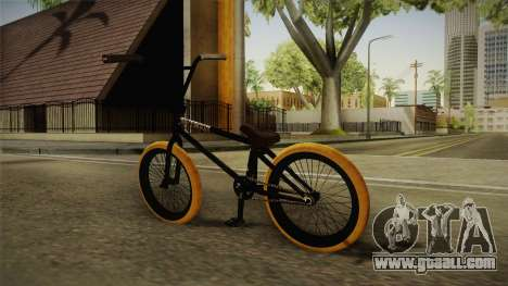 BMX Poland 2 for GTA San Andreas left view