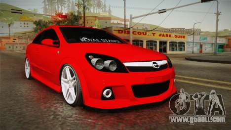 Opel Astra H OPC for GTA San Andreas