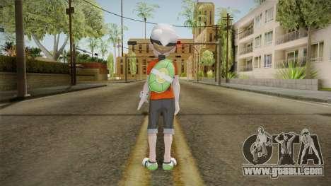 Pokémon ORAS - Brendan for GTA San Andreas third screenshot