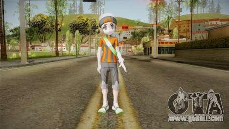 Pokémon ORAS - Brendan for GTA San Andreas second screenshot
