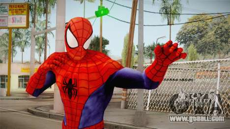 Marvel Heroes - Spider-Man Visual Update for GTA San Andreas