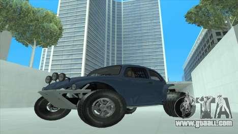 Volkswagen Baja Buggy for GTA San Andreas