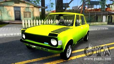 Fiat 128 for GTA San Andreas