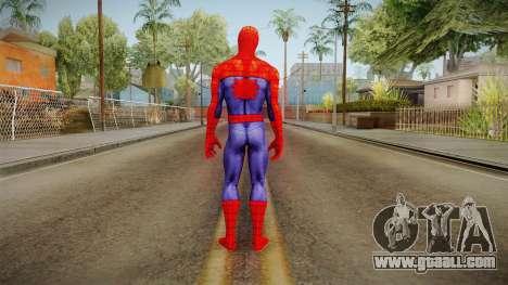Marvel Heroes - Spider-Man Visual Update for GTA San Andreas third screenshot