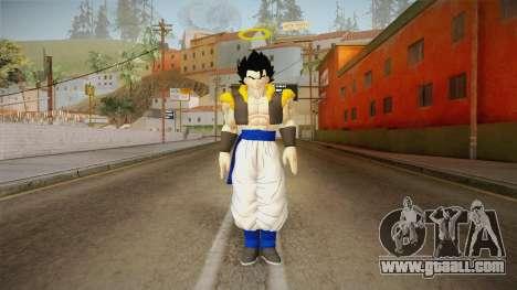 DBX2 - Gogeta SJ for GTA San Andreas second screenshot