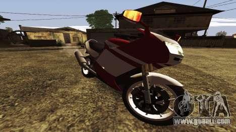 HQ NRG-500 for GTA San Andreas