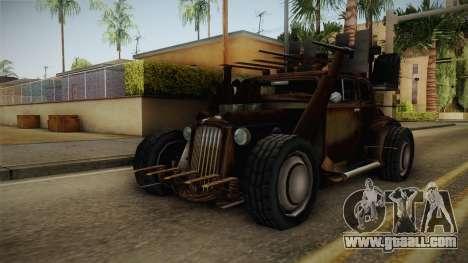Raku Desert Hustler for GTA San Andreas right view