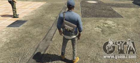GTA 5 Watch Dogs 2: Marcus Holloway third screenshot