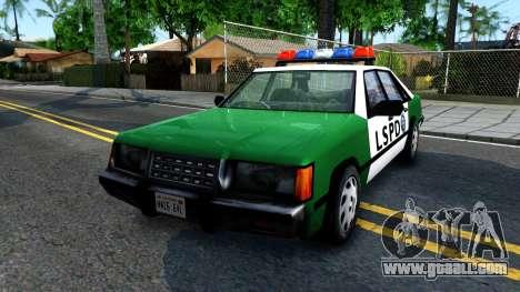LSPD Police Car for GTA San Andreas