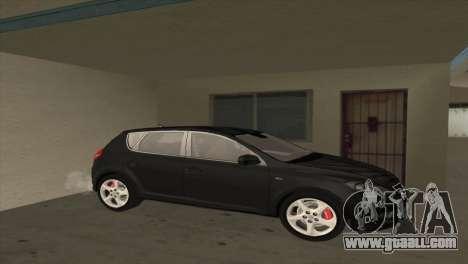 KIA Ceed 1.4 CVVT 2009 for GTA San Andreas left view