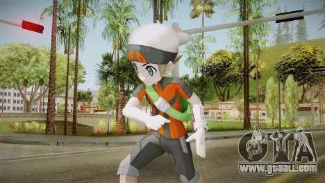 Pokémon ORAS - Brendan for GTA San Andreas