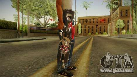Overwatch 9 - Widowmakers Rifle v2 for GTA San Andreas third screenshot