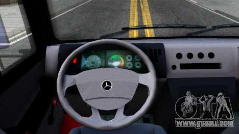 Mercedes-Benz Vario for GTA San Andreas