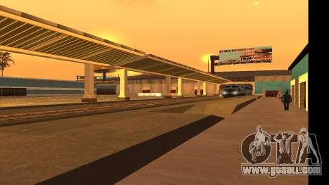 Uniy Station HD for GTA San Andreas seventh screenshot