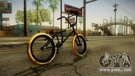 BMX Poland 2 for GTA San Andreas right view