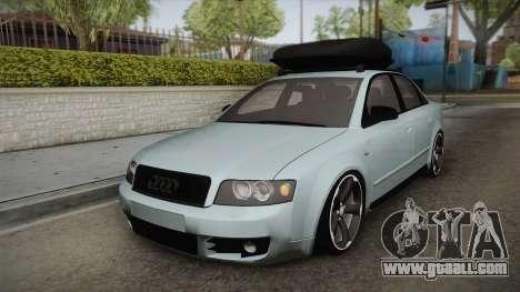 Audi S4 B6 for GTA San Andreas