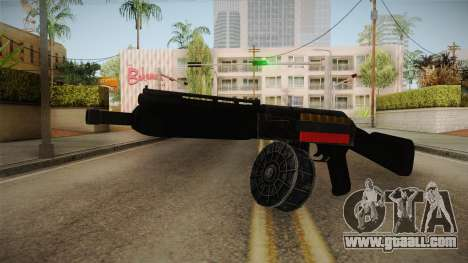 Saiga-12K for GTA San Andreas