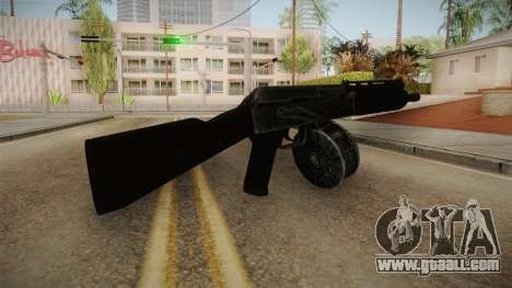 Saiga-12K for GTA San Andreas second screenshot
