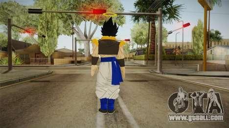 DBX2 - Gogeta SJ for GTA San Andreas third screenshot