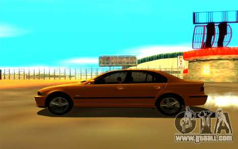 BMW M5 E35 for GTA San Andreas left view