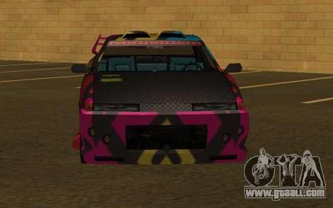 URANUS MFR 4th paintjob for GTA San Andreas