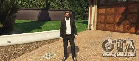 GTA 5 Logan (Hugh Jackman Logan 2017) third screenshot