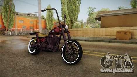 GTA 5 Western Daemon for GTA San Andreas right view