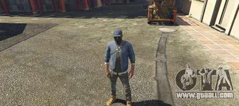 GTA 5 Watch Dogs 2: Marcus Holloway second screenshot