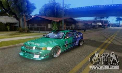 BMW M3 E36 Wide Body for GTA San Andreas