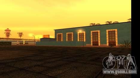 Uniy Station HD for GTA San Andreas sixth screenshot