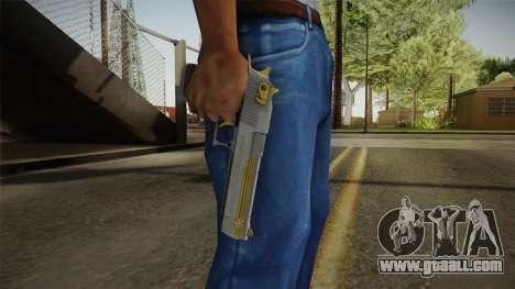 CS:GO - Desert Eagle Pilot for GTA San Andreas third screenshot