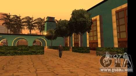 Uniy Station HD for GTA San Andreas forth screenshot
