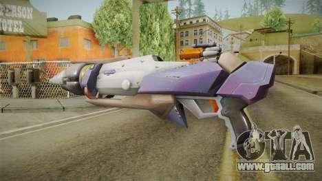 Overwatch 9 - Pharahs Rocket Launcher for GTA San Andreas third screenshot