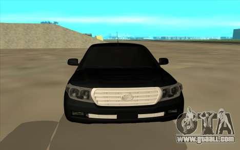 Lada Priora Land Cruiser for GTA San Andreas right view