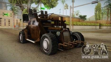 Raku Desert Hustler for GTA San Andreas
