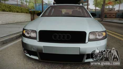 Audi S4 B6 for GTA San Andreas right view