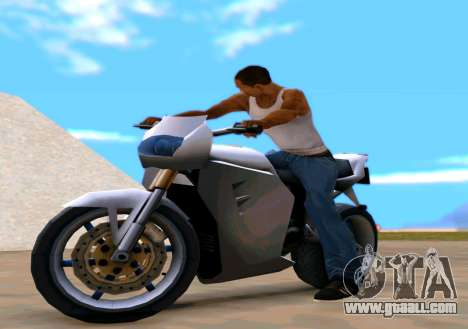 LQ FCR-900 for GTA San Andreas