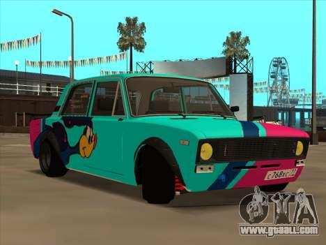 HUNTER 2106 Begunoh for GTA San Andreas
