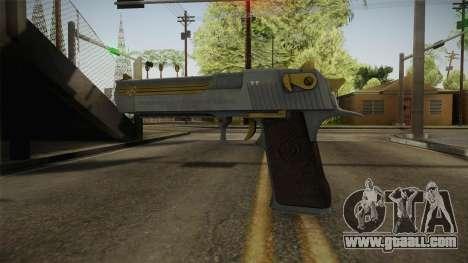CS:GO - Desert Eagle Pilot for GTA San Andreas second screenshot