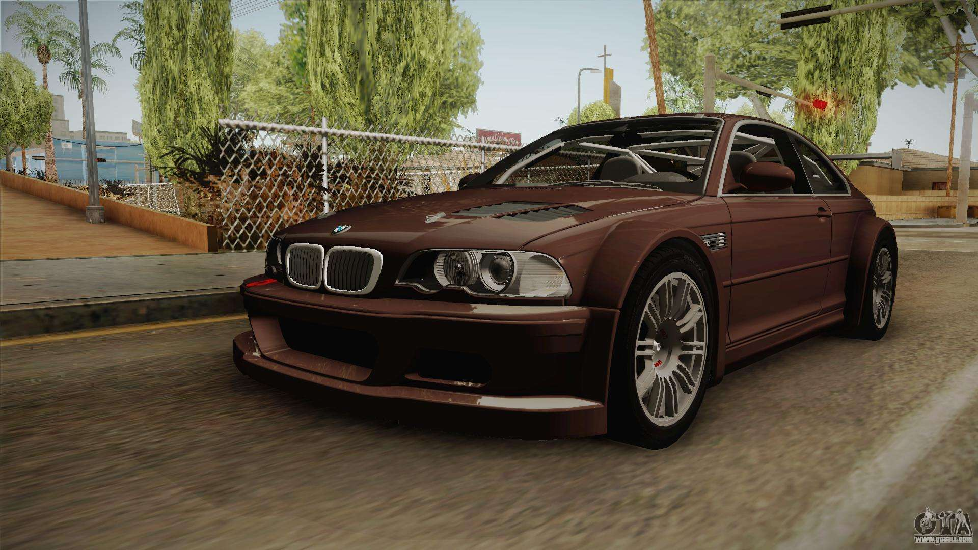bmw m3 e46 2005 nfs mw livery for gta san andreas. Black Bedroom Furniture Sets. Home Design Ideas
