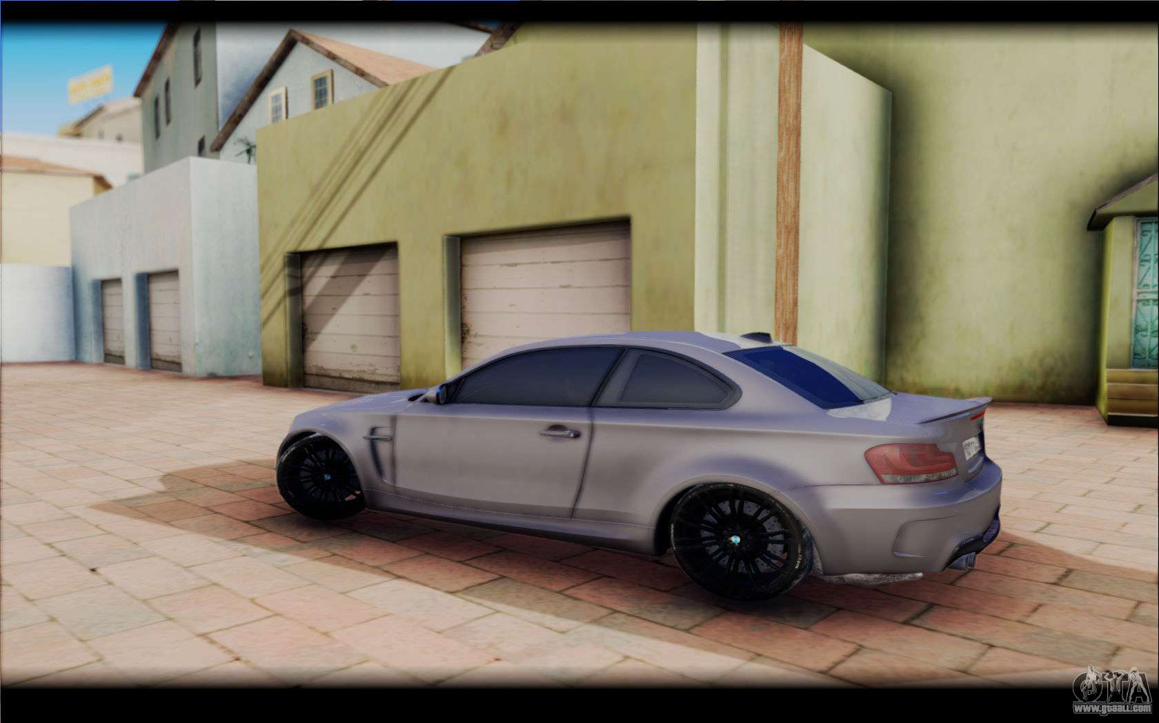 bmw m1 coupe for gta san andreas. Black Bedroom Furniture Sets. Home Design Ideas