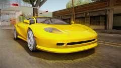 GTA 5 Ocelot Penetrator for GTA San Andreas