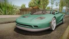 GTA 5 Ocelot Penetrator IVF for GTA San Andreas