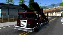 Fire Truck Packer for GTA San Andreas