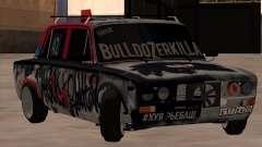 VAZ 2106 BuldozerKilla for GTA San Andreas