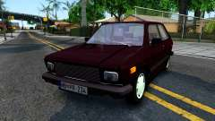 Yugo Koral 45A for GTA San Andreas