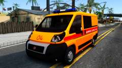 Fiat Ducato Emergency