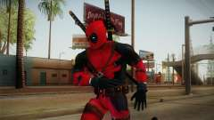 Deadpool The Movie Reskinned for GTA San Andreas
